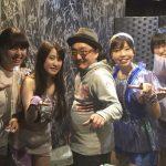 (たらこちゃん)昨日のライブ〜!